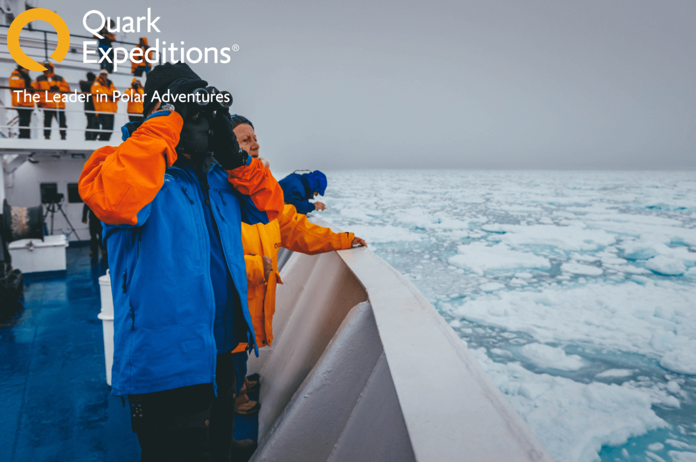 Quark Expeditions: Discover the western Arctic