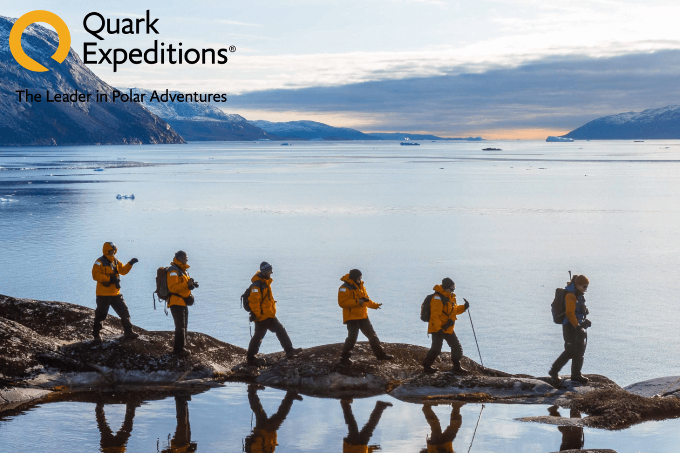 Quark Expeditions: Experience the Northern Lights