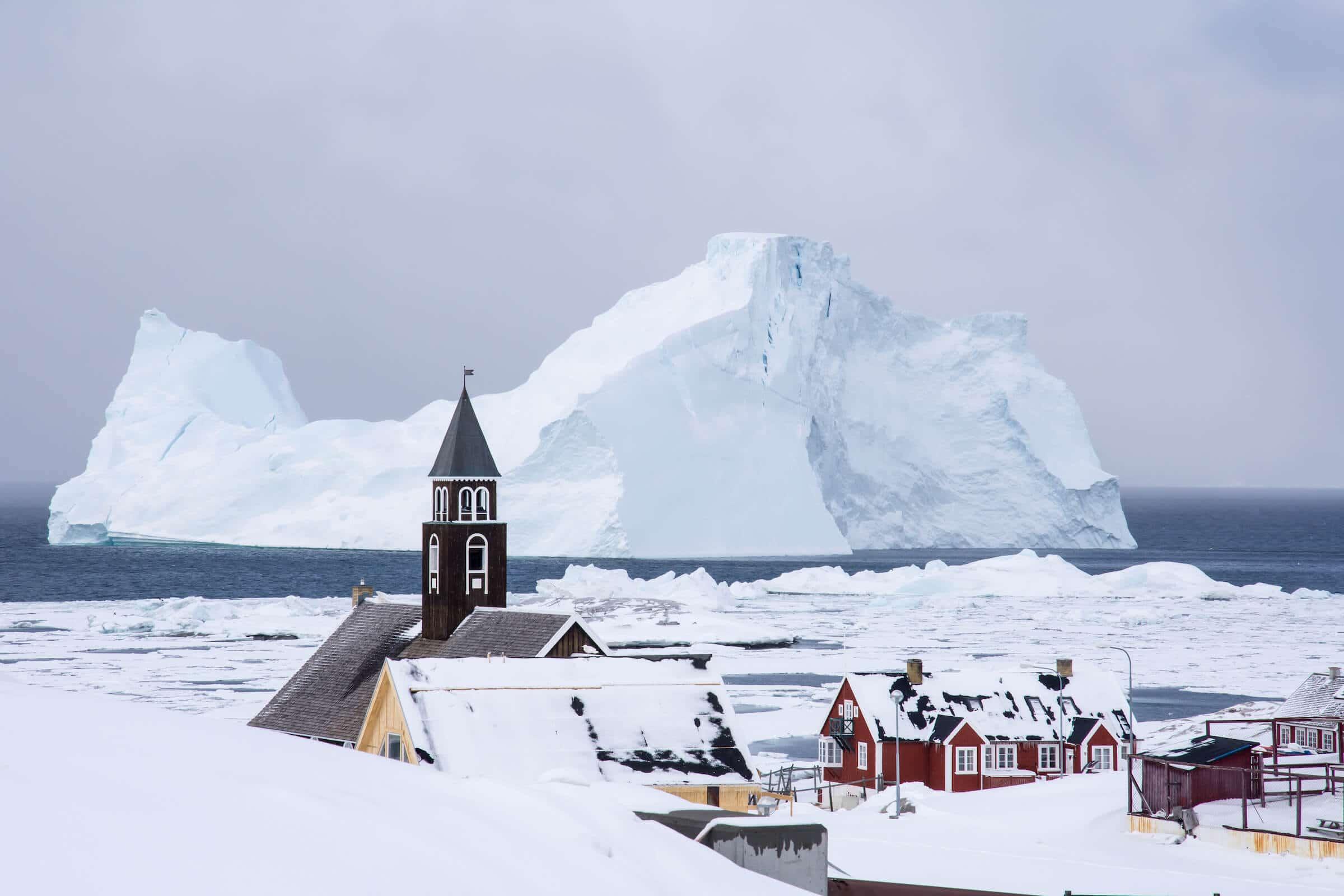 Zions church in Ilulissat. Photo by Inesa Matuliauskaite_Guide to Greenland10