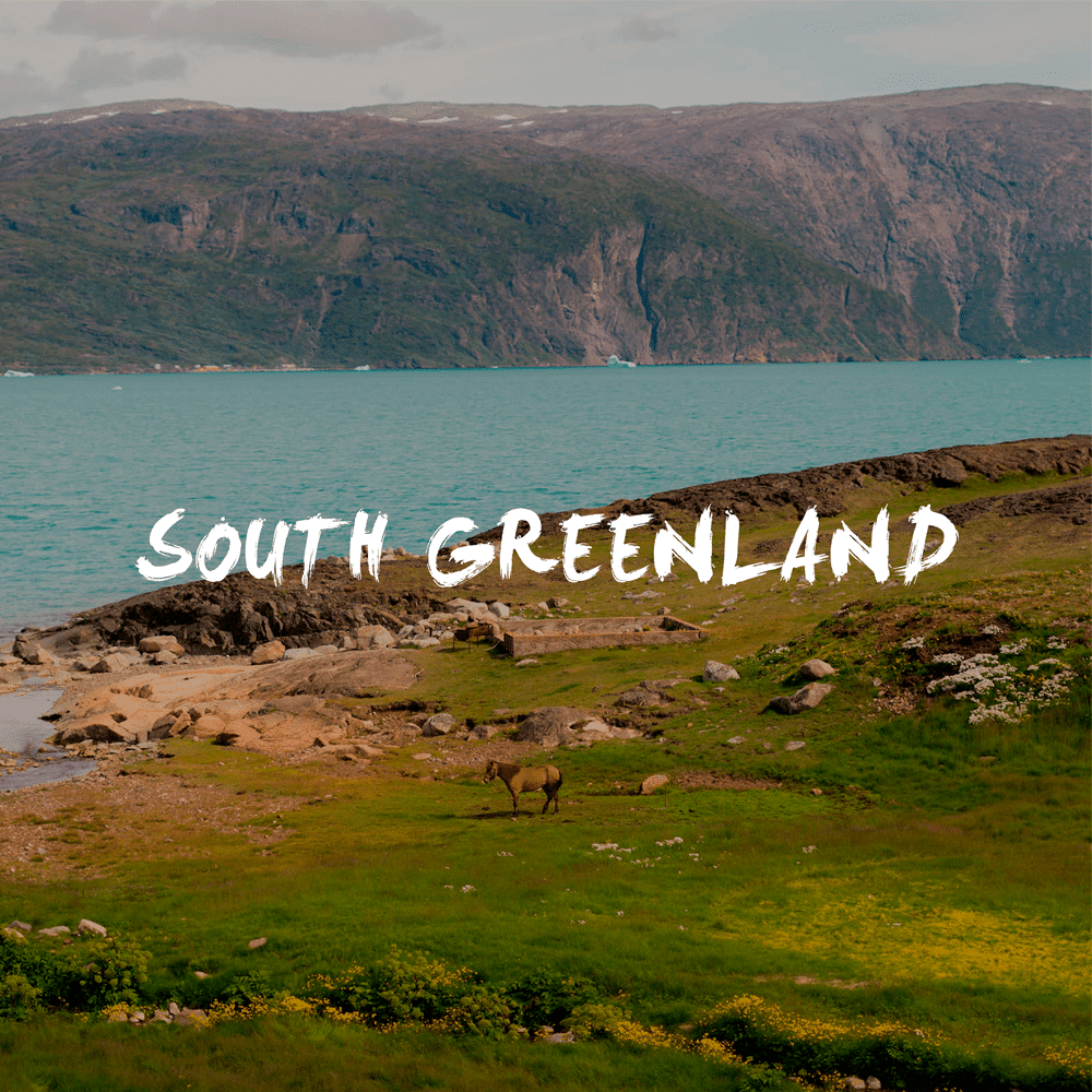 Cruise_destinations_SOUTH. Photo by Aningaaq R Carlsen - Visit Greenland