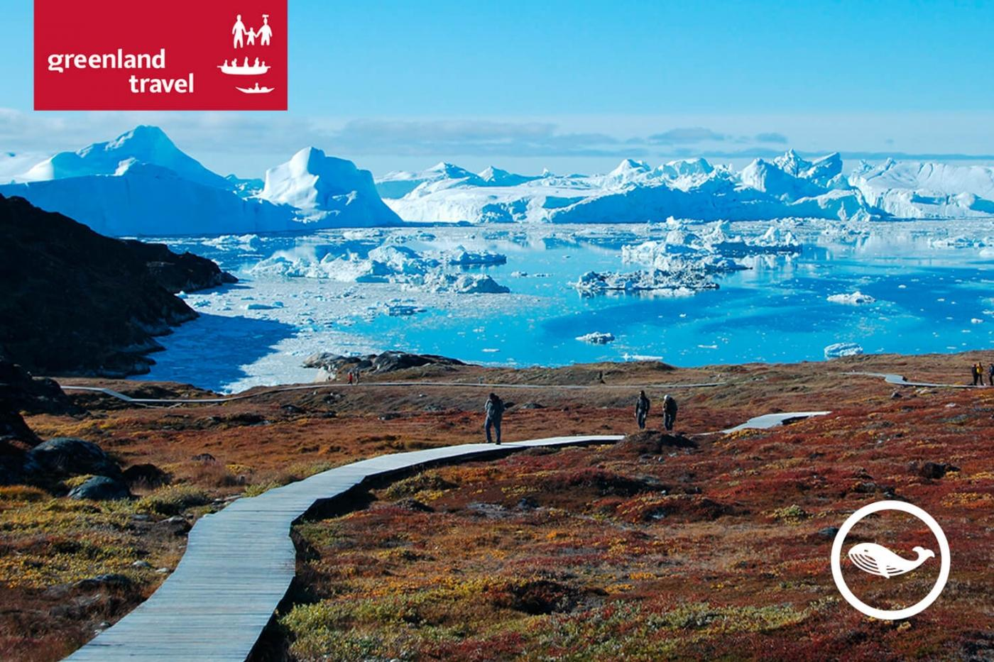 Greenland Travel – QUICK GETAWAY! 4 days in arctic paradise