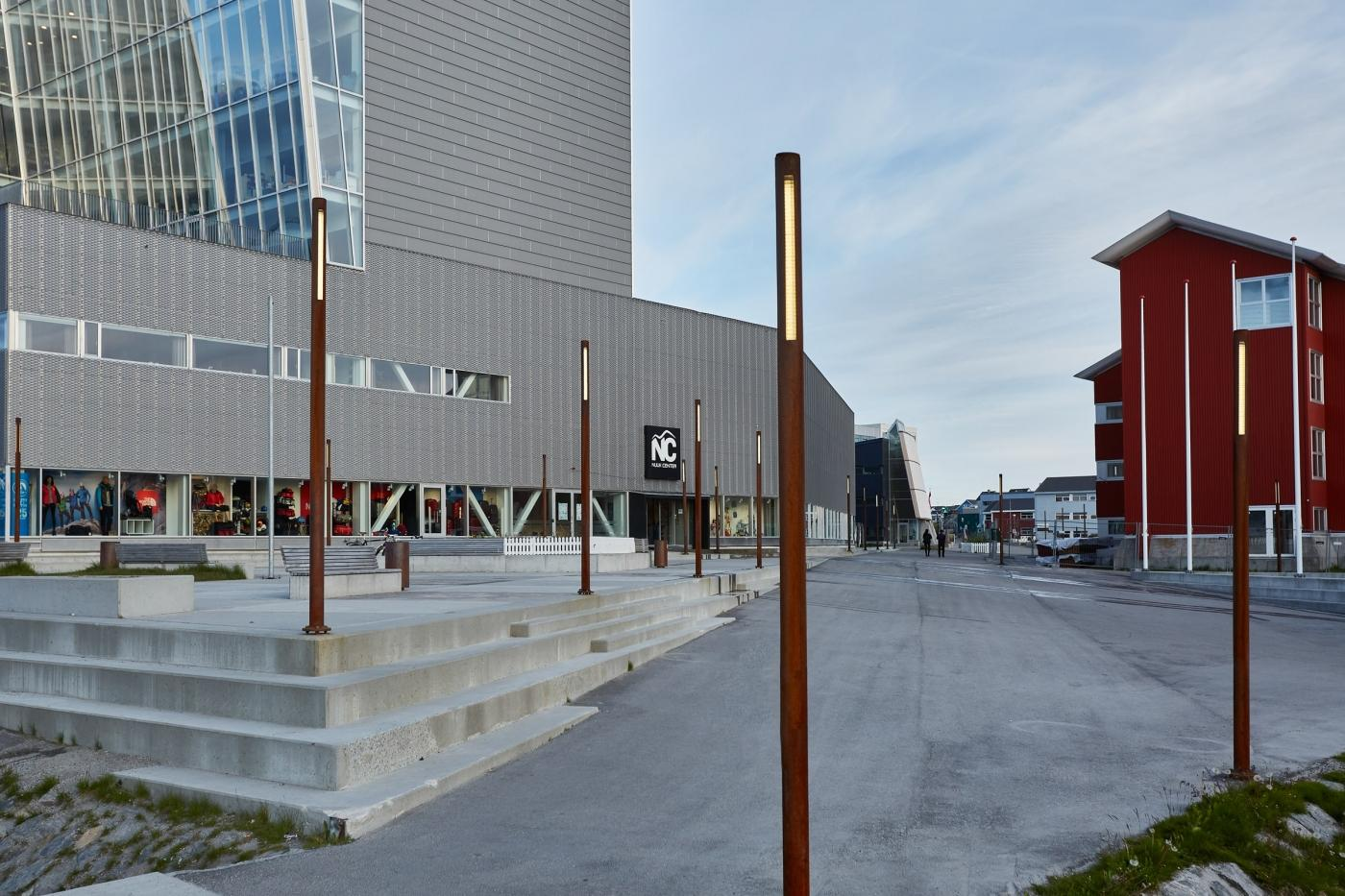 Arcitecture in Nuuk - Nuuk center - Peter Lindstrom - Visit Greenland