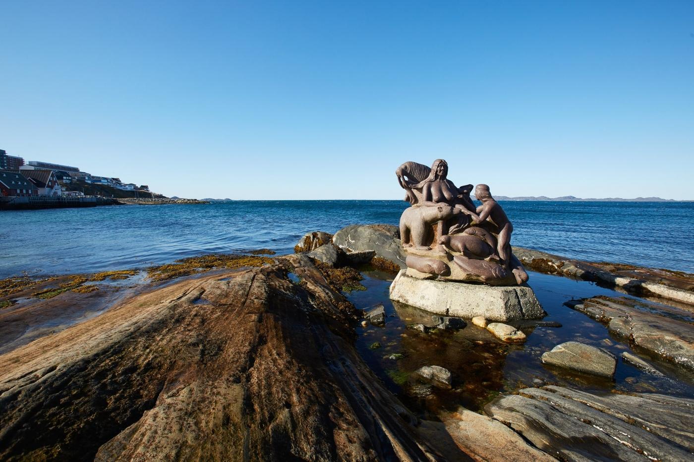 Havets Moder - Peter Lindstrom - Visit Greenland