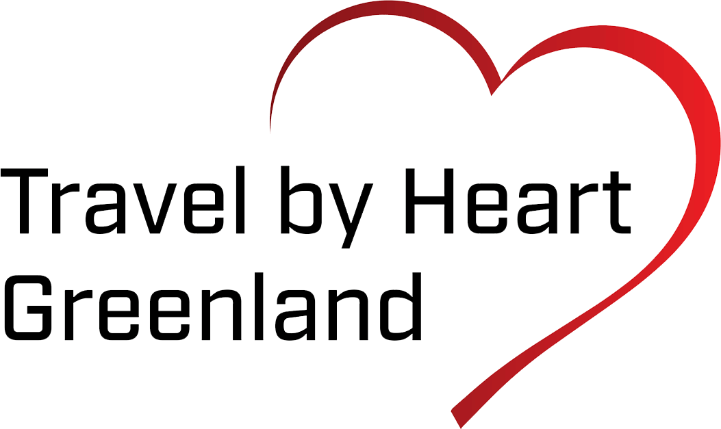Travel By Heart Greenland Logo