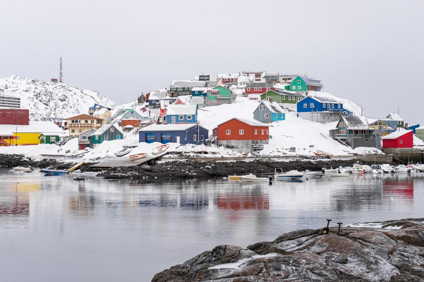 View on Maniitsoq - Photo by Filip Gielda, Visit Greenland