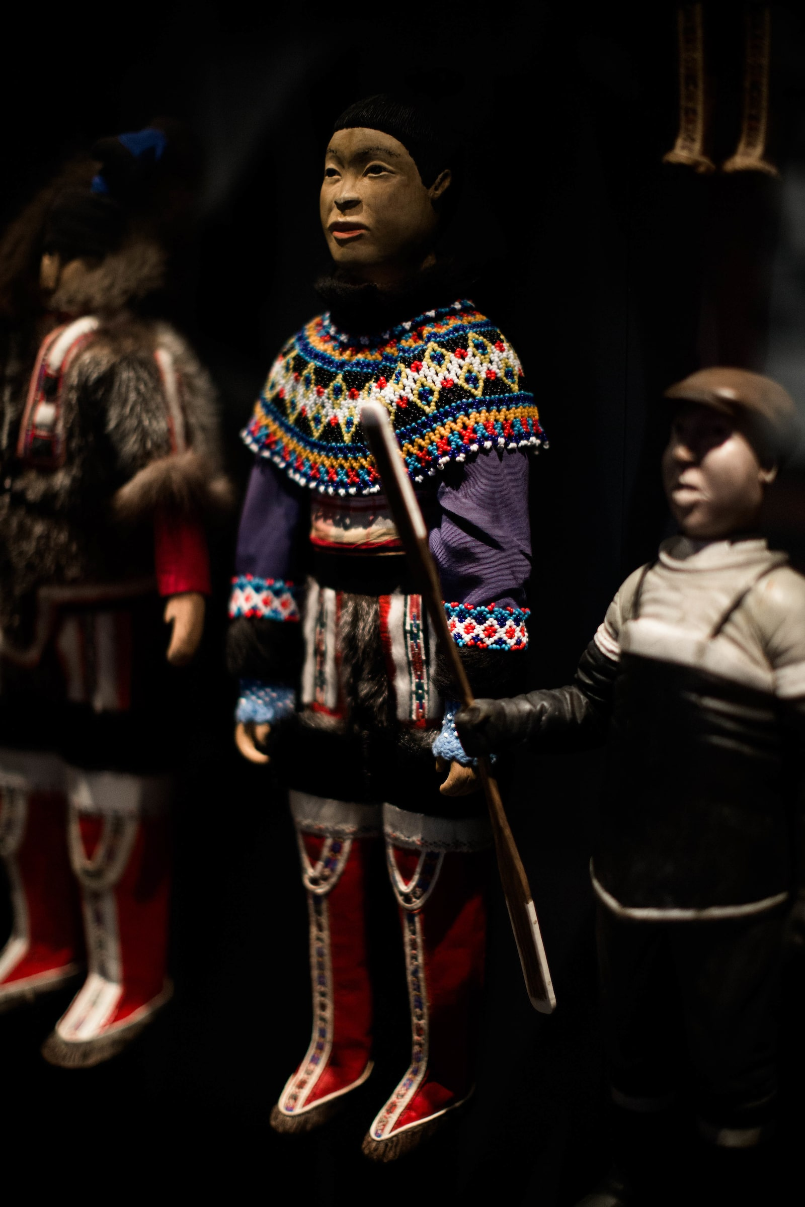 Greenland National Costume - National Museum - Nuuk. Photo by Melody Adams - Visit Greenland