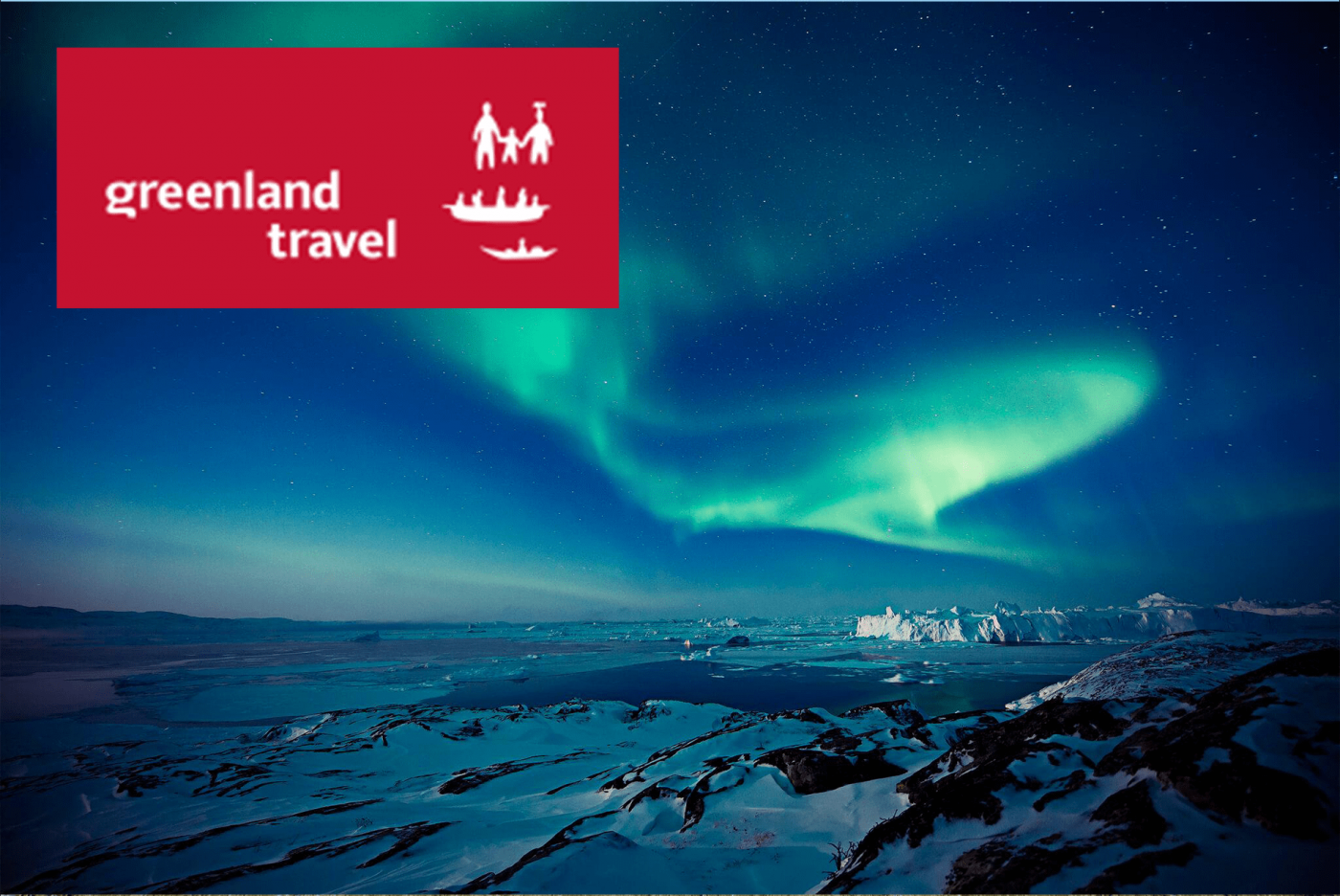 Greenland Travel: Northern Lights on the Starboard Side