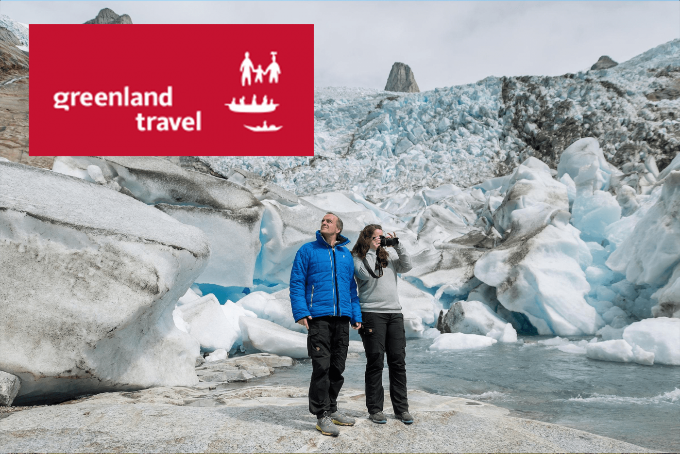 Greenland Travel: Zoom in on Ice and Snow