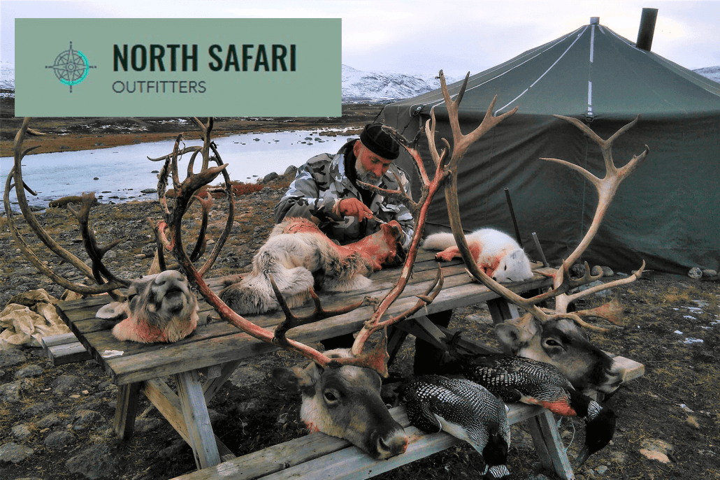 North Safari Outfitters: Caribou hunting