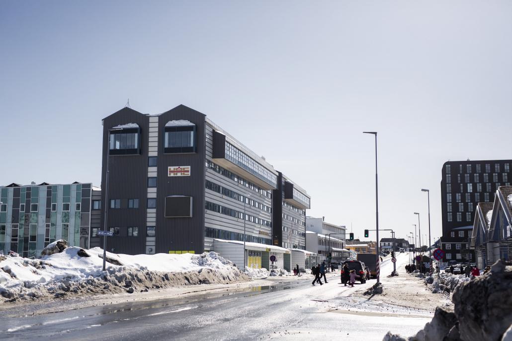 Hotel Hans Egede. Photo by Aningaaq R. Carlsen - Visit Greenland.