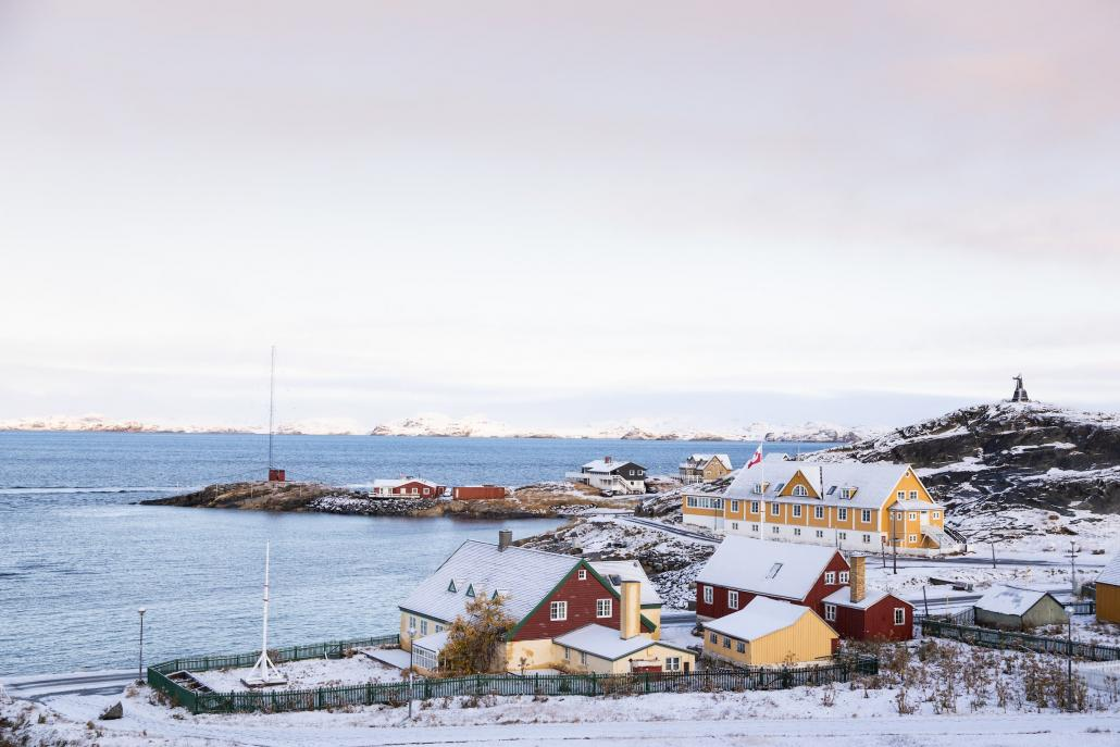 The Old Part Of Nuuk. Photo - Matthew Littlewood, Visit Greenland-min