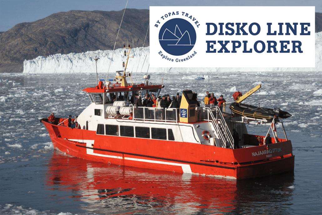 Disko Line: Day trip to Eqip Sermia