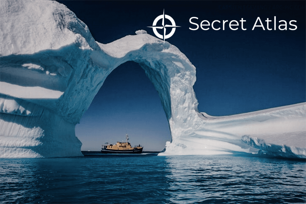 Secret Atlas: Greenland Explorer – The Wild North-West