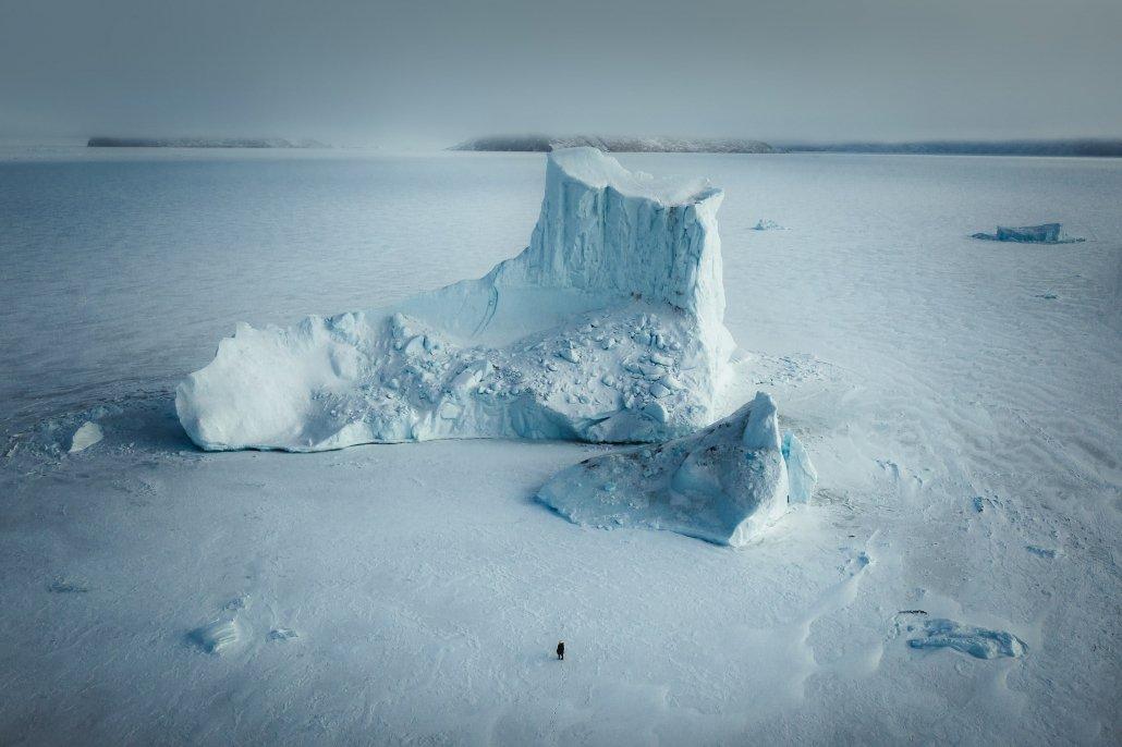The Great Iceberg. Photo - Jason C. Hill, Visit Greenland