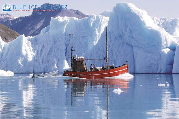 18: Blue Ice Explorer: Plan your own holiday in Greenland