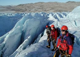Arctic Caving Adventure 02