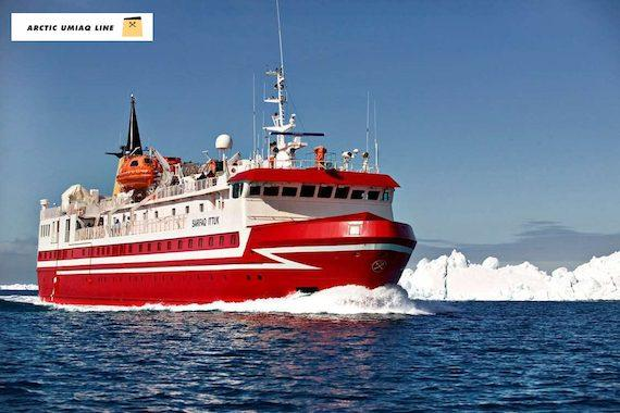 17: Arctic Umiaq Line: Discover Greenland from the sea