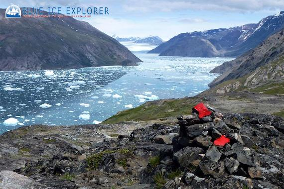 21: Blue Ice Explorer: Easy hiking package