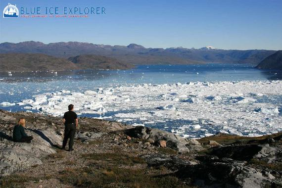 20: Blue Ice Explorer: Backpacking and hiking in Greenland
