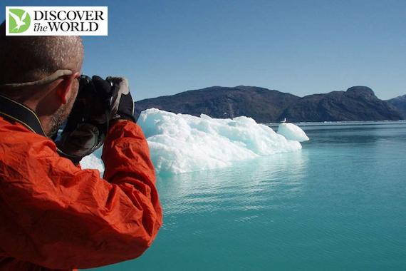24: Discover The World: South Greenland Explorer