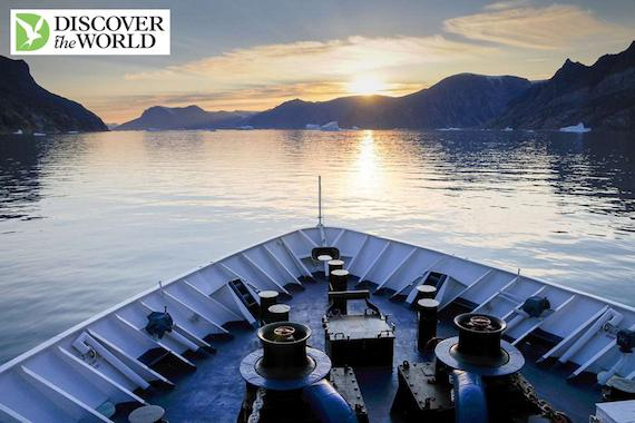 Discover The World: Greenland Cruises and Voyages