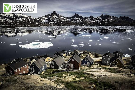 25: Discover The World: Traditional East Greenland