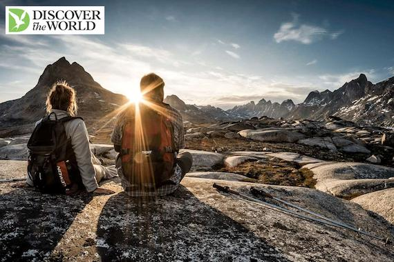 26: Discover The World: Hiking in East Greenland