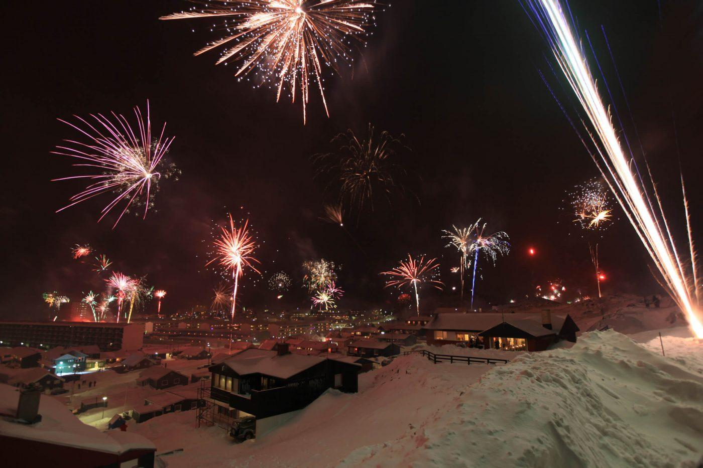 Festivals In Greenland From The National Day To Religious - The 10 best places to spend new years eve in europe