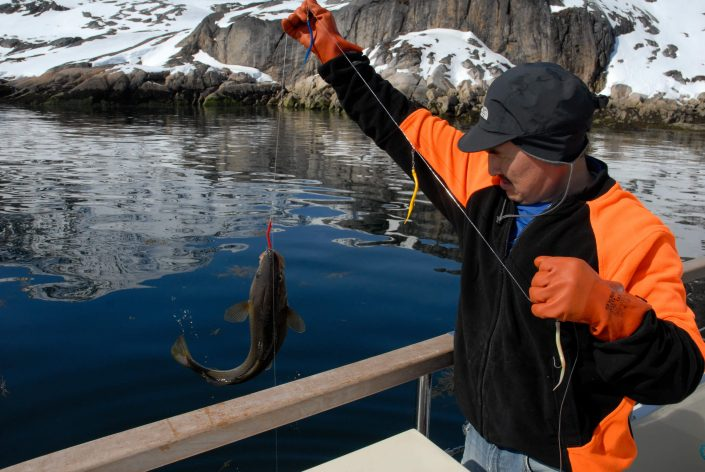 Greenland Extreme - Fishing in the Eternity Fjord in West Greenland