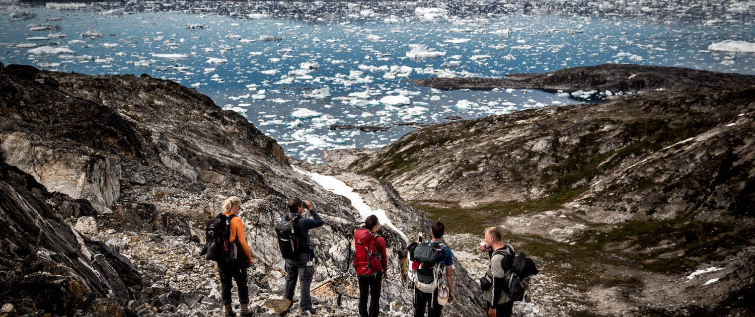 What to bring? A Checklist for Hiking in Greenland ...