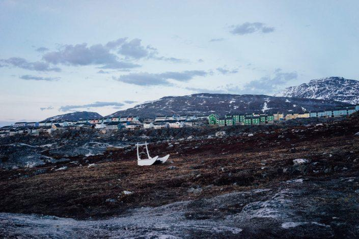 What it's like to visit Nuuk. Photo by Jessie Brinks Evans.