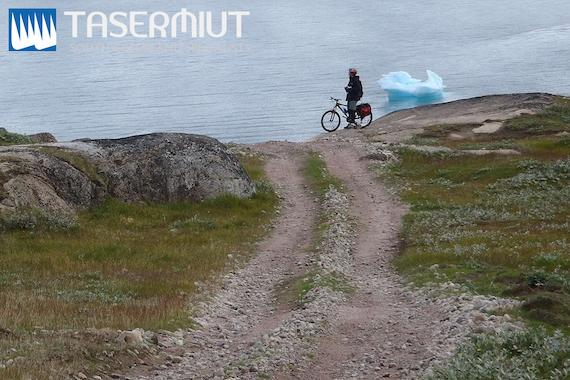 40: Tasermiut Expeditions: Biking, Hiking and Kayaking