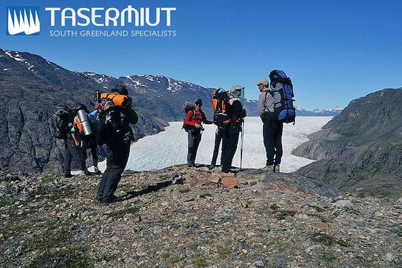 Tasermiut Expeditions: Hiking and Kayaking Adventure