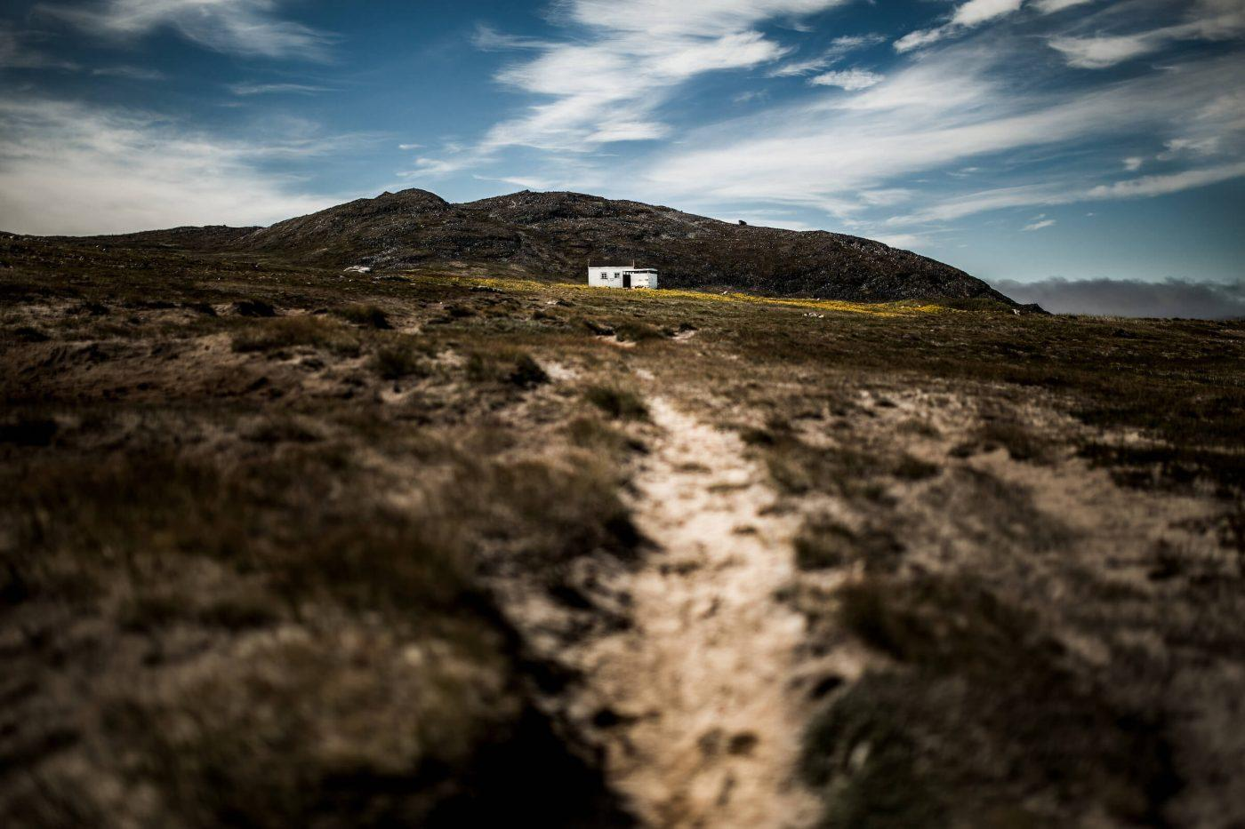 The path towards the Uunartoq hot springs in South Greenland. By Mads Pihl